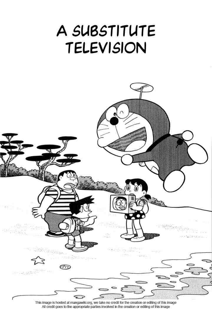 Chapter 4: A Substitute Television