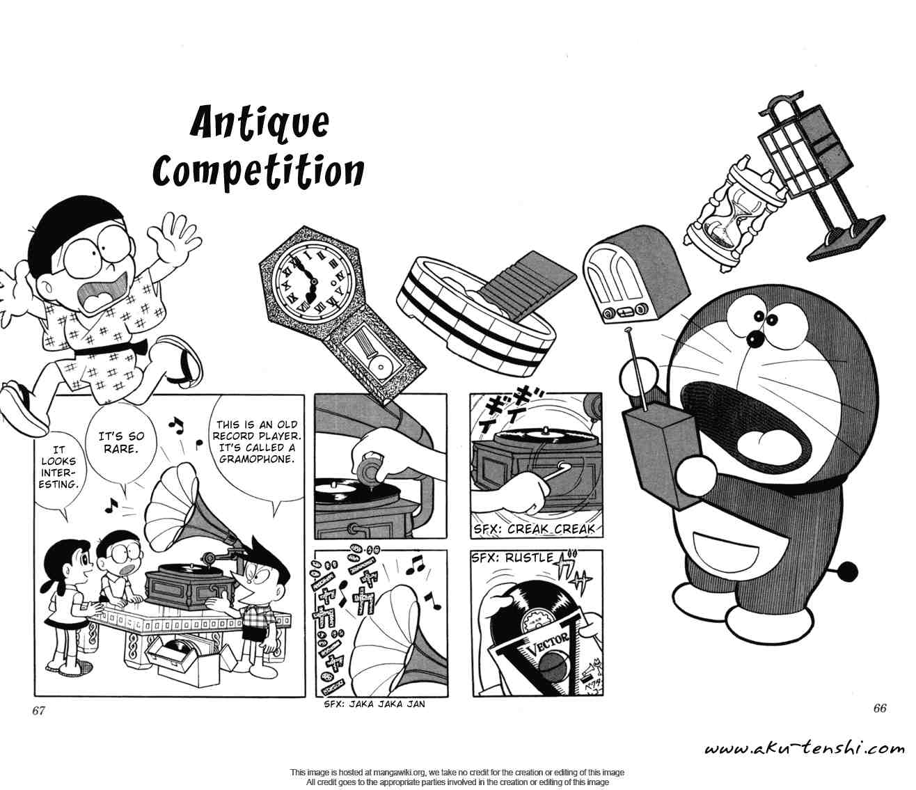 Chapter 006:Antique Competition/Gallery