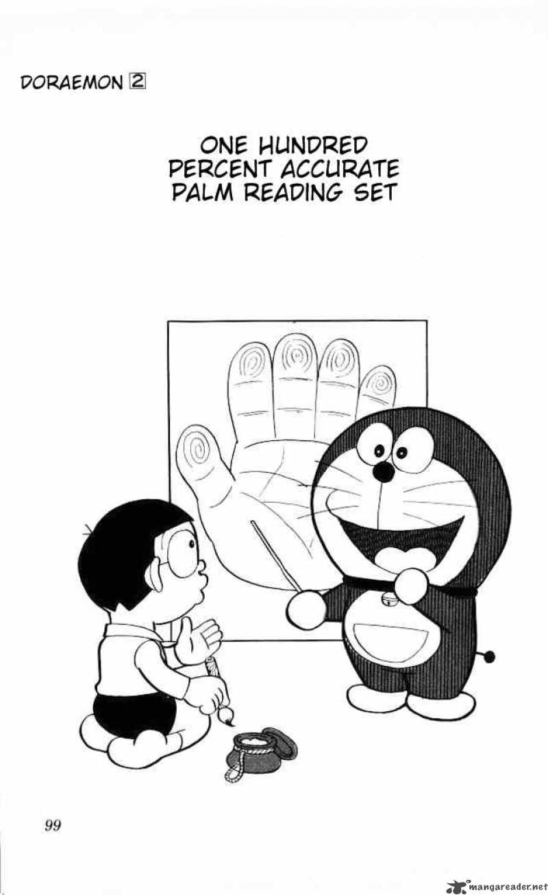 Chapter 026:One Hundred Percent Accurate Palm Reading Set/Gallery