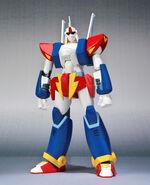 Robot Spirits Zanda Cross