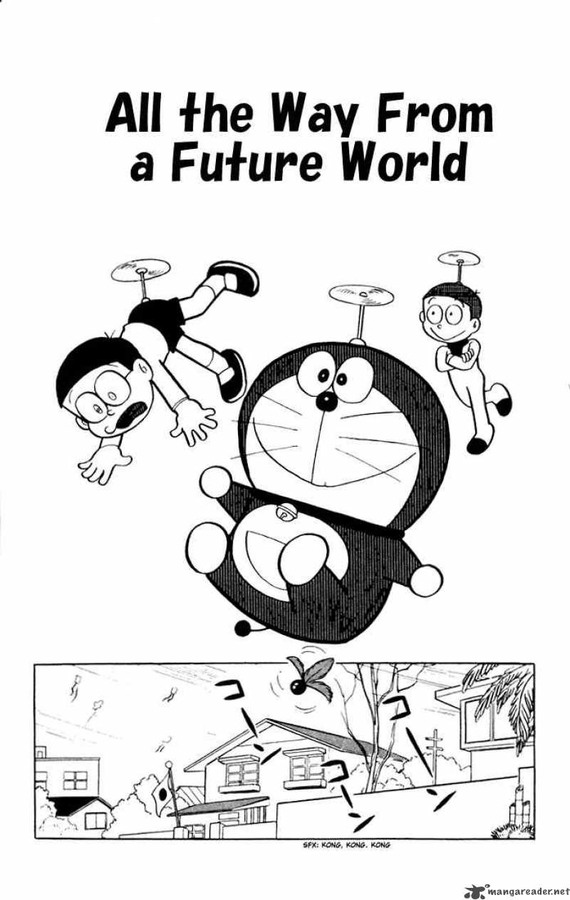 Chapter 001:All the Way From a Future World/Gallery