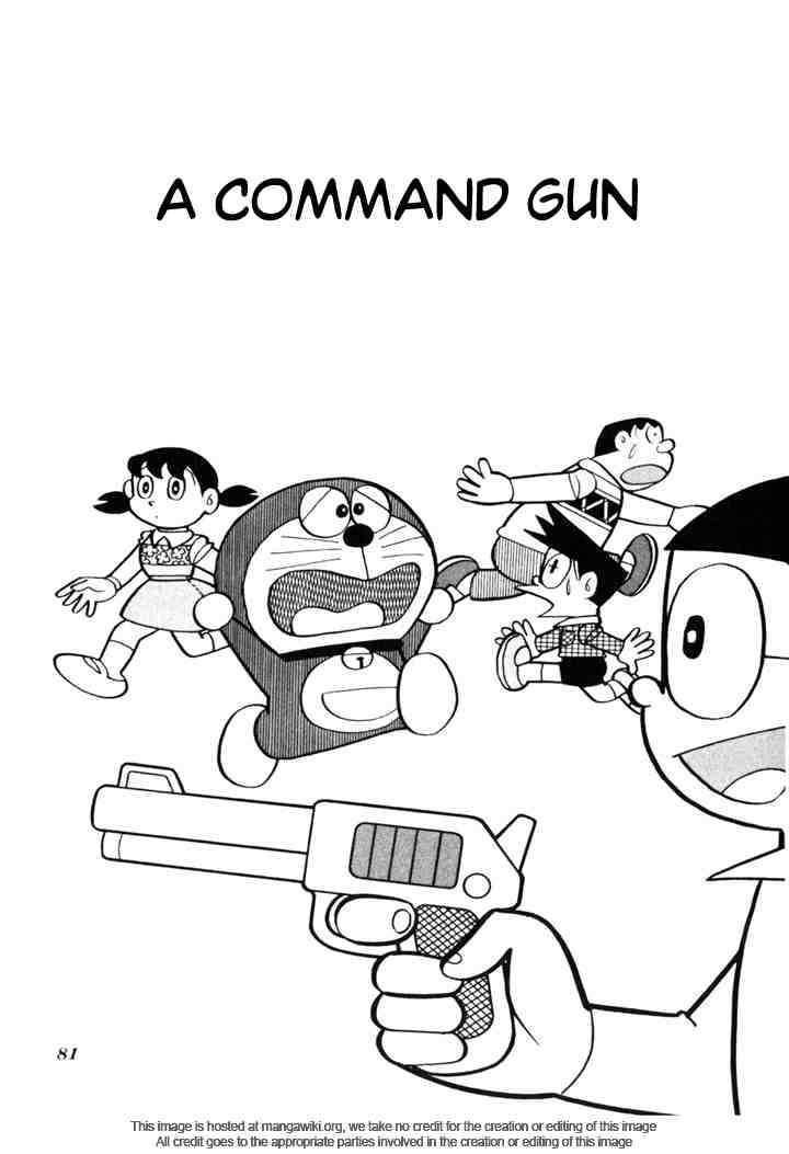 Chapter 10: A Command Gun/Gallery