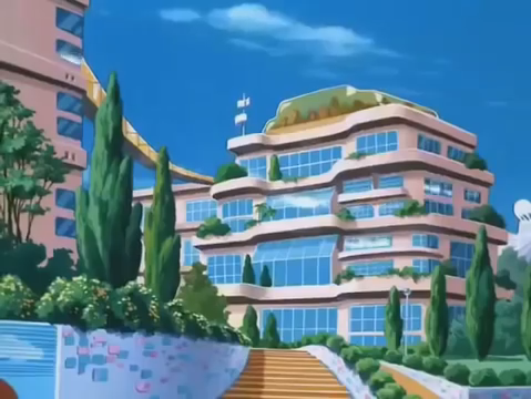 Nobita and Shizuka's mansion