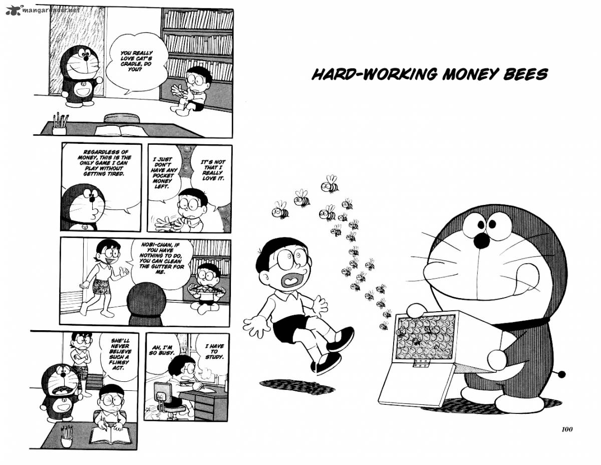 Chapter 137:Hard-Working Money Bees/Gallery