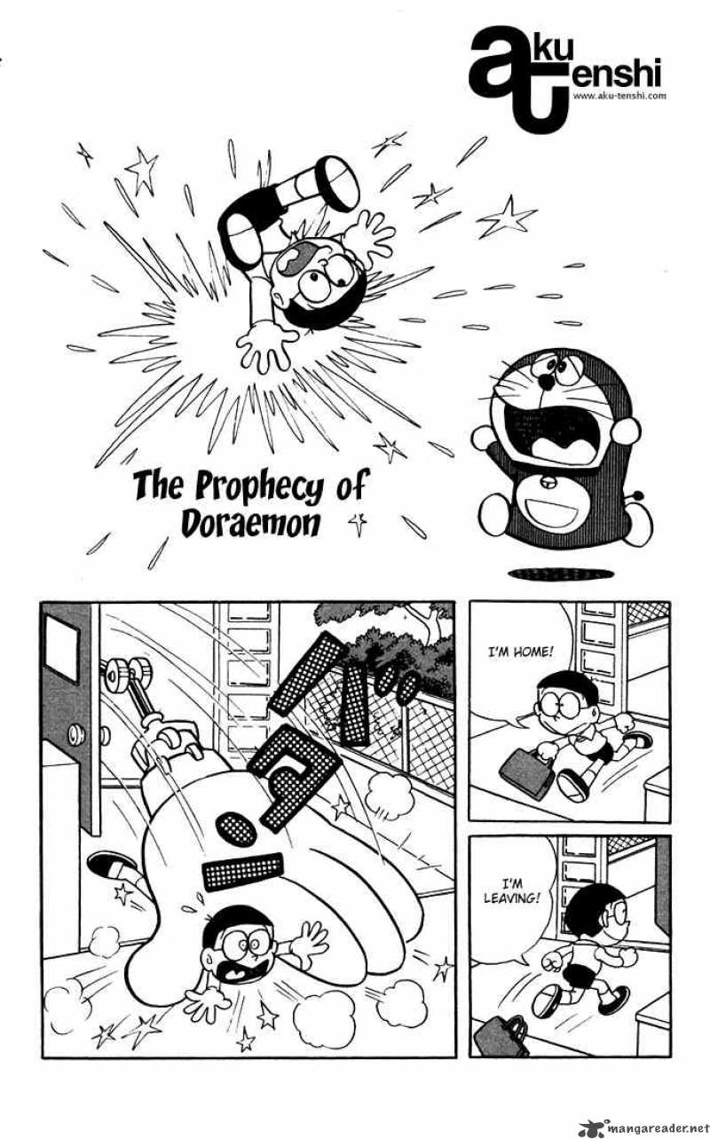 Chapter 002:Prophecy of Doraemon/Gallery