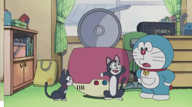 Aren't You Nobita, the Cat?/Original
