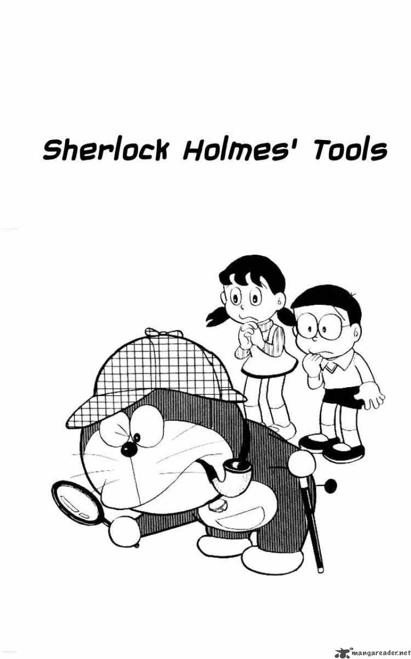 Chapter 038:Sherlock Holmes' Tools/Gallery
