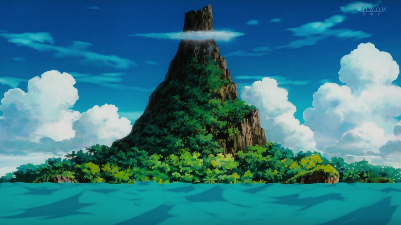 Tomos Island