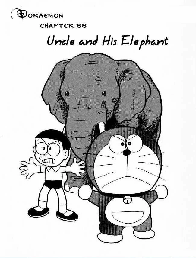 Chapter 088:Uncle and His Elephant/Gallery