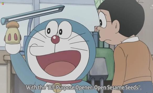 All-Purpose Opener: Open Sesame Seeds