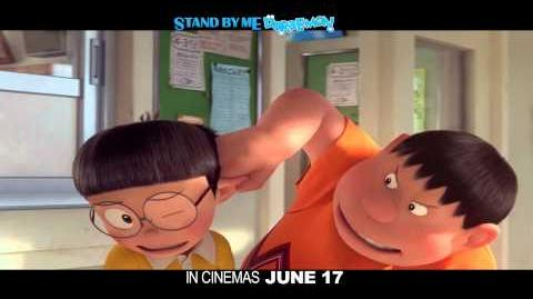 Stand by Me Doraemon trailer