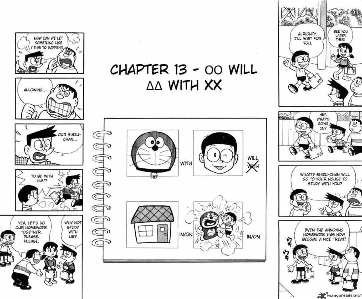 "Chapter 013:OO Will "" With XX/Gallery"