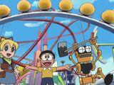 The Genius Nobita's Airship Amusement Park/Gallery