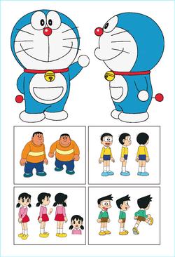 Doraemon Seri Anime 2005 Doraemon Wiki Fandom