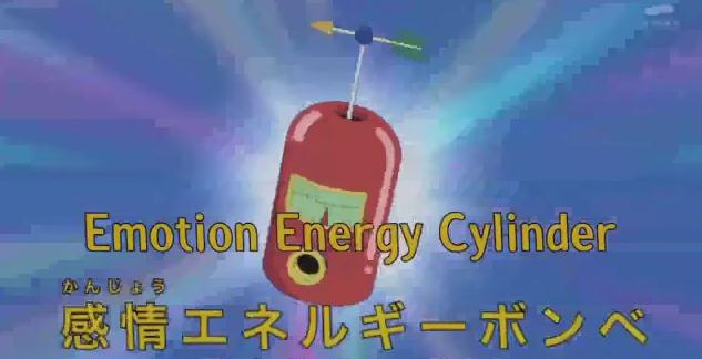 Emotion Energy Cylinder