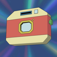 Compact 2-D Camera