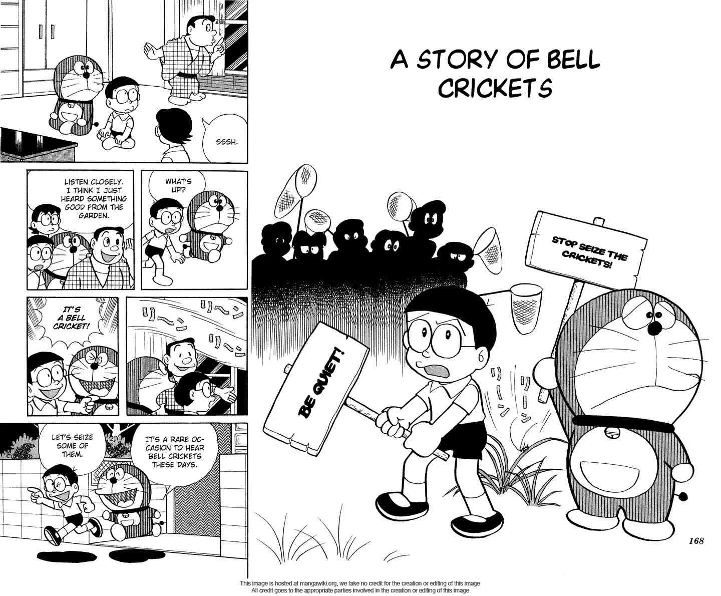 Chapter 20: A Story of Bell Crickets