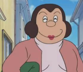 Gian's aunt