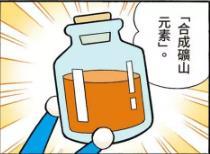 合成礦山素