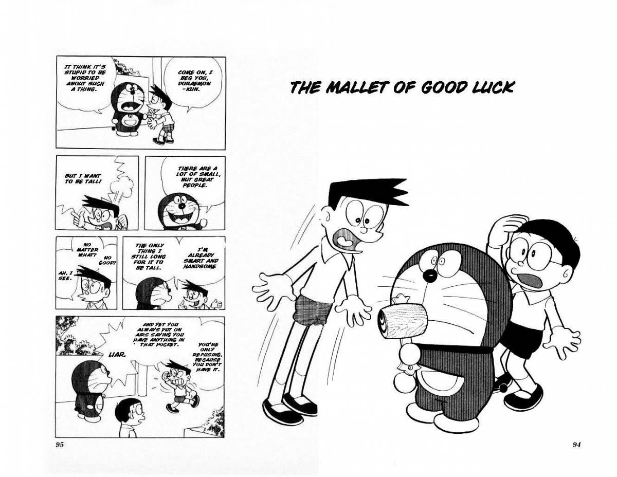 Chapter 136:The Mallet Of Good Luck/Gallery
