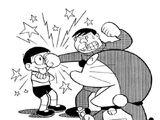 Chapter 6: Nobita's Iron Body