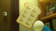 Copying Toast in Stand by Me Doraemon