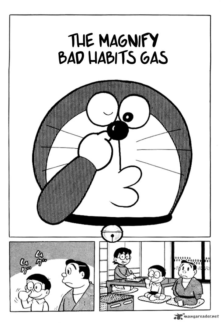 Chapter 118:The Magnify Bad Habits Gas/Gallery
