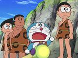 Nobita Meets the Masked Queen
