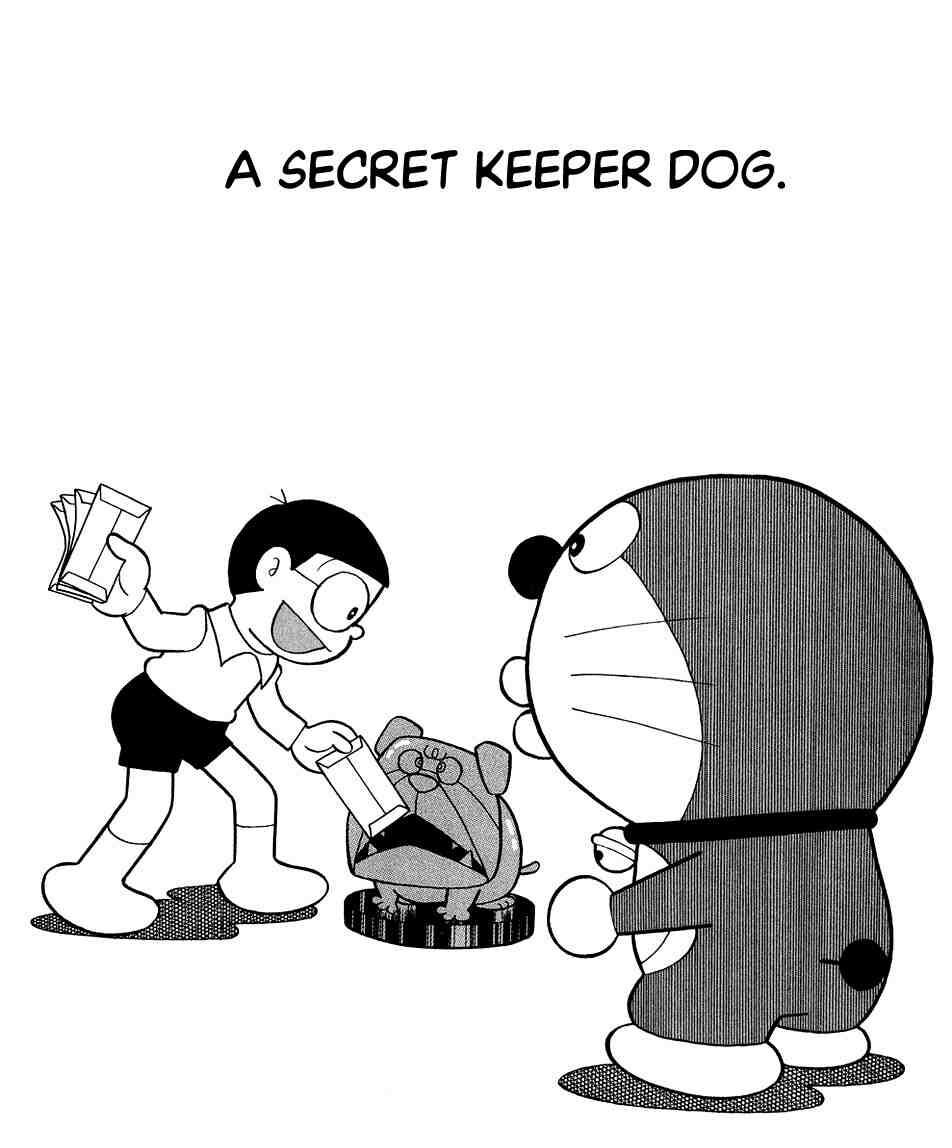 Chapter 7: Secret Keeper Dog
