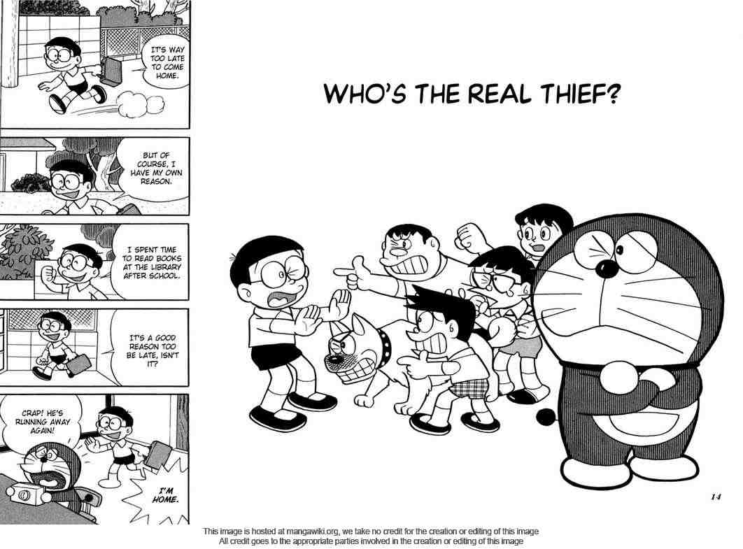 Chapter 2: Who's The Real Thief