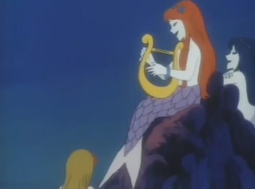 Mermaid Demons