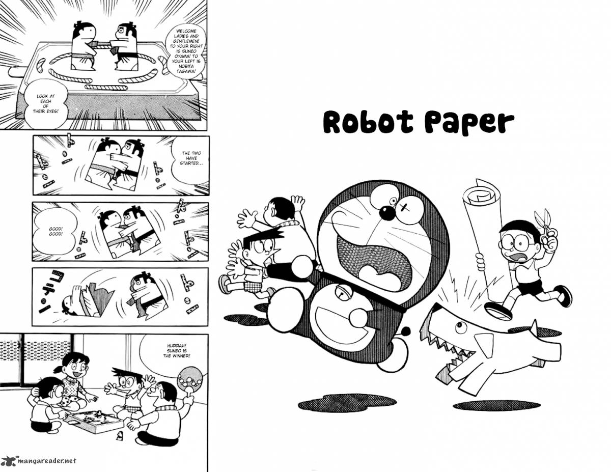 Chapter 188:Robot Paper/Gallery