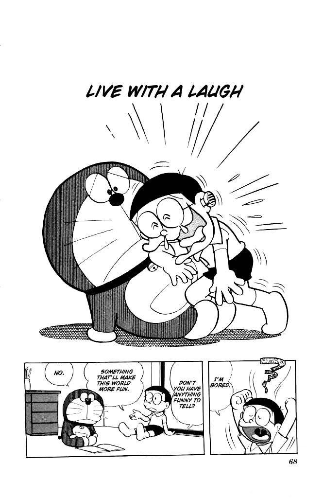 Chapter 133:Live with a Laugh/Gallery