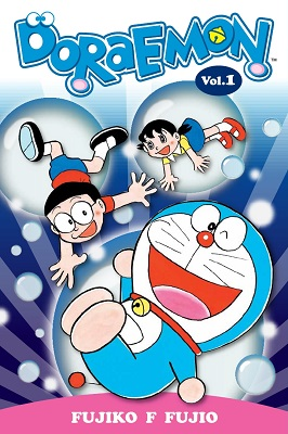 List of Doraemon manga (Shogakukan Asia version) chapters
