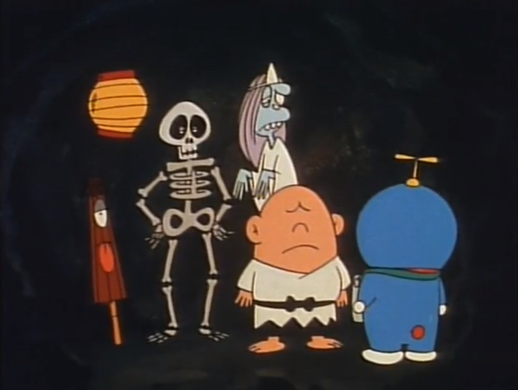Do your Best! Ghost House/1979 Anime