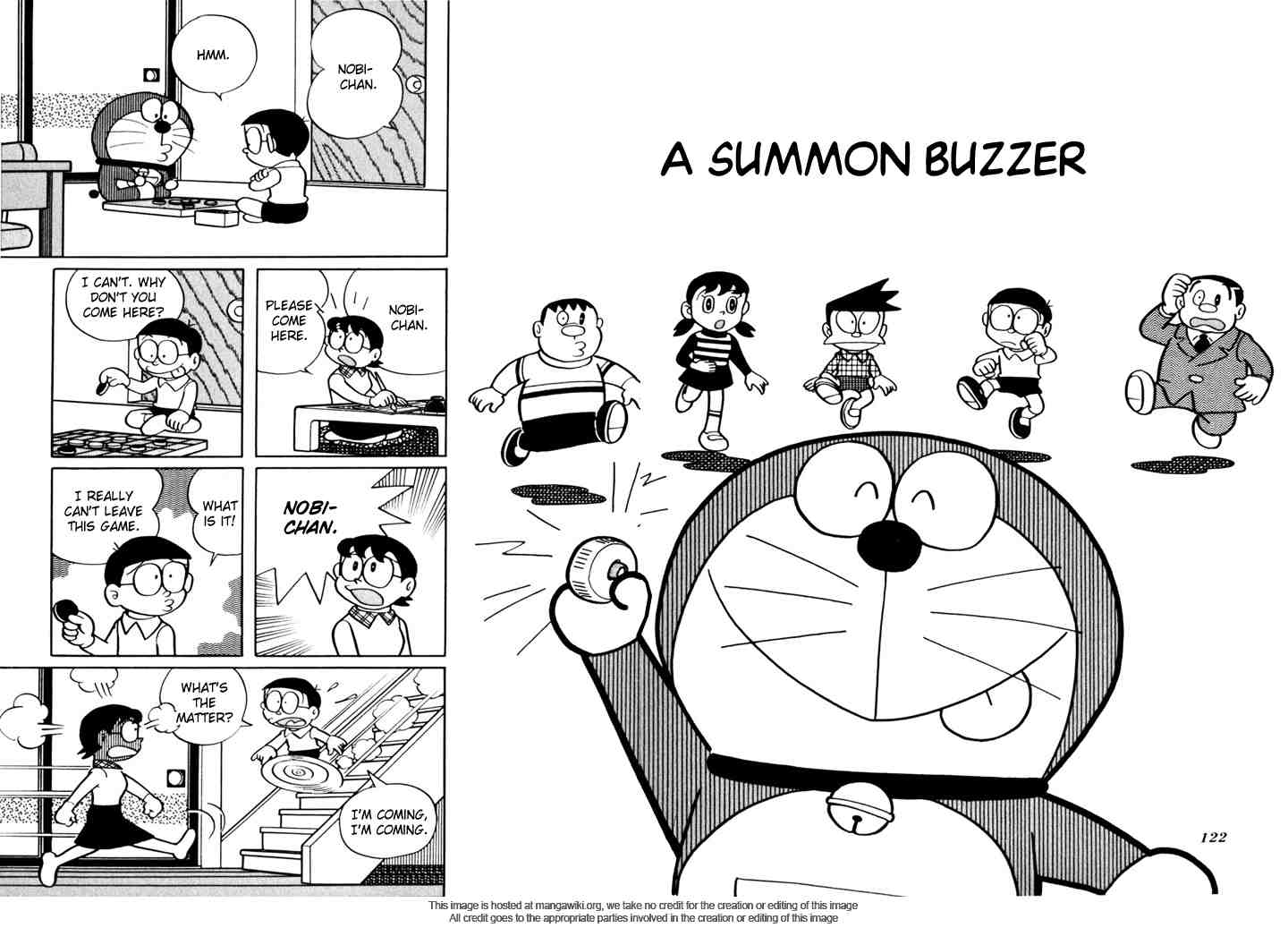 Chapter 15: A Summon Buzzer/Gallery