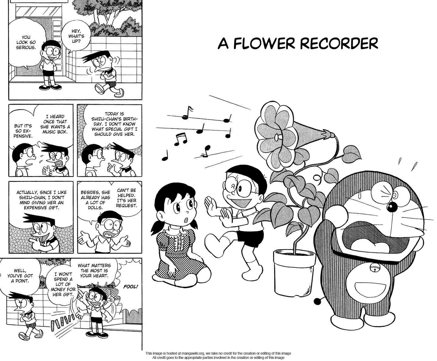 Chapter 12: Flower Recorder/Gallery