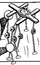 人體操縱機