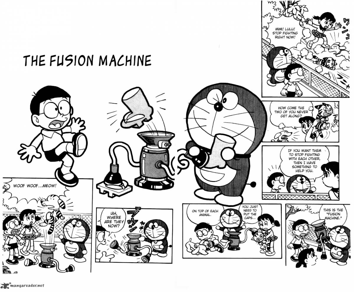 Chapter 119:The Fusion Machine/Gallery