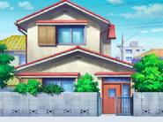 Nobita's house 2005