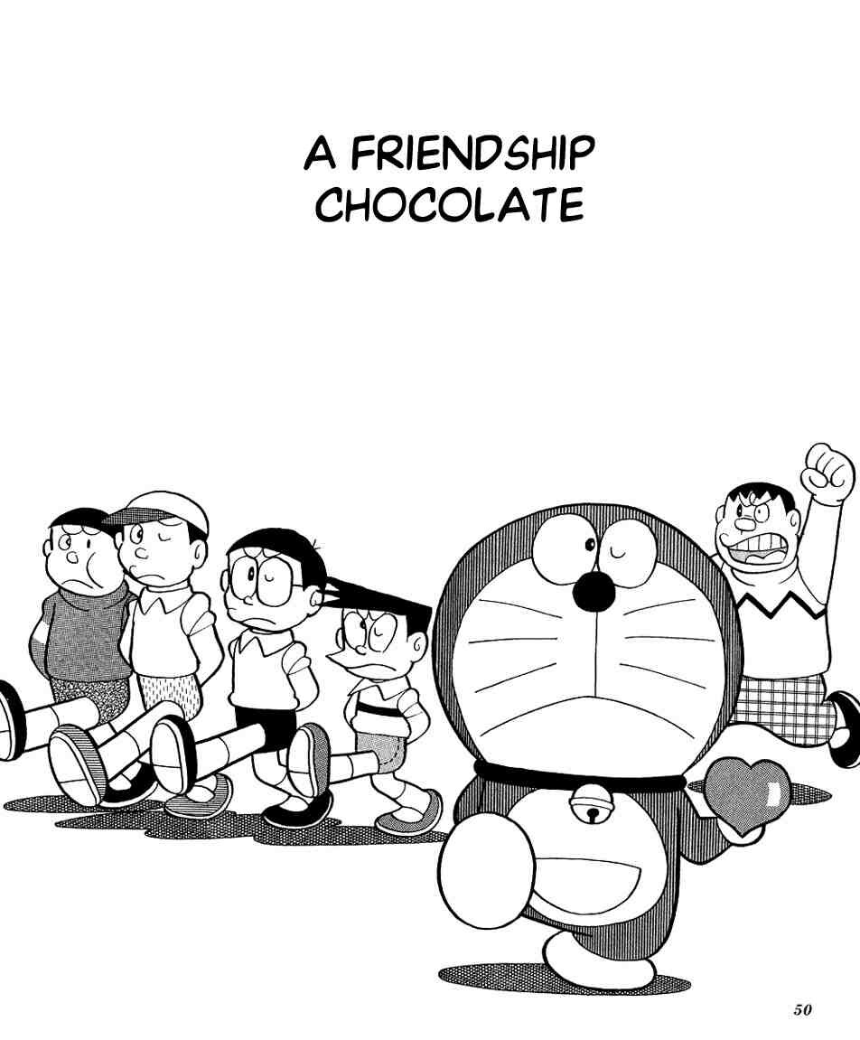 Chapter 6: A Friendship Chocolate