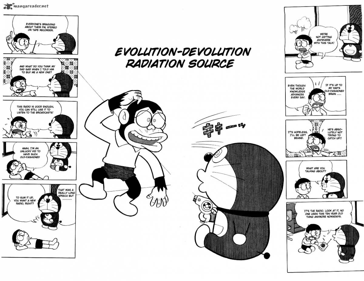 Chapter 139:Evolution - Devolution Radiation Source/Gallery