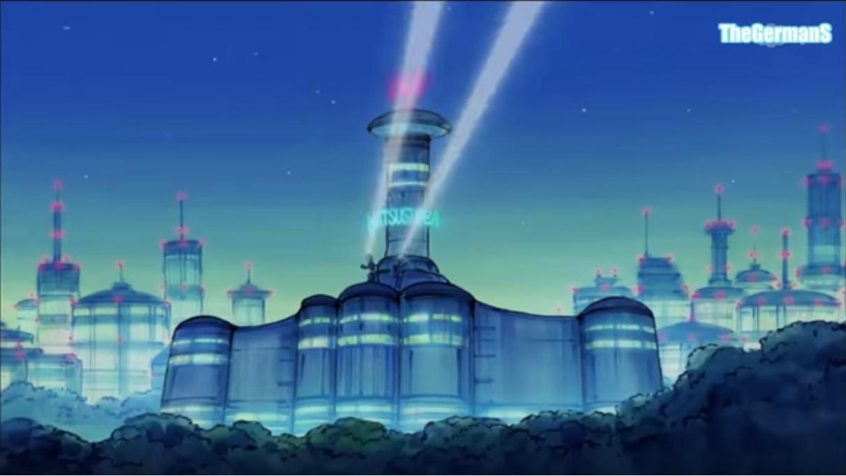 Matsushiba Robot Factory