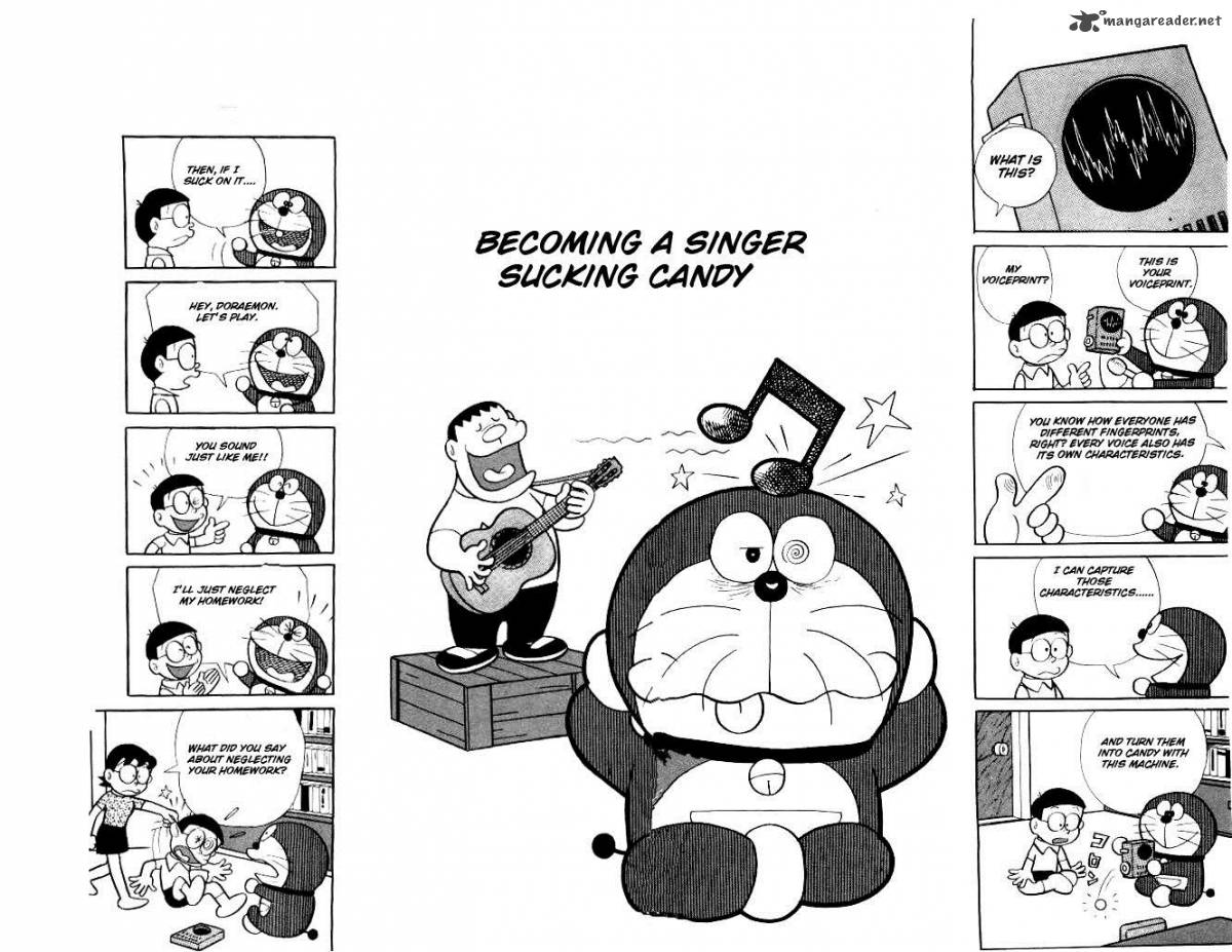 Chapter 130:Becoming a Singer Sucking Candy/Gallery