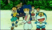Sofia Espada Nobita Haribo Damulag Shizuka Suneo Doraemon