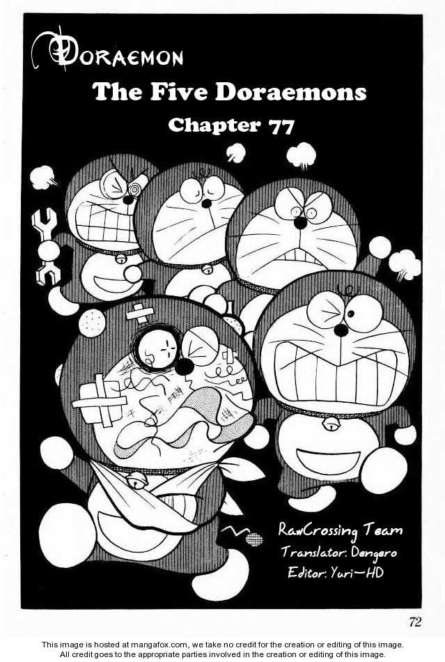 Chapter 077:Doraemon's Everywhere/Gallery