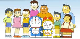 Doraemon characters.png