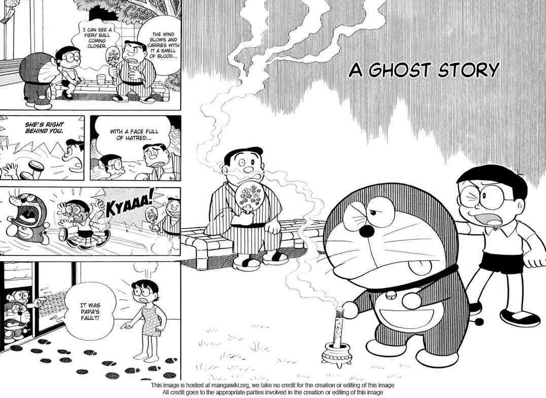 Chapter 3: A Ghost Story