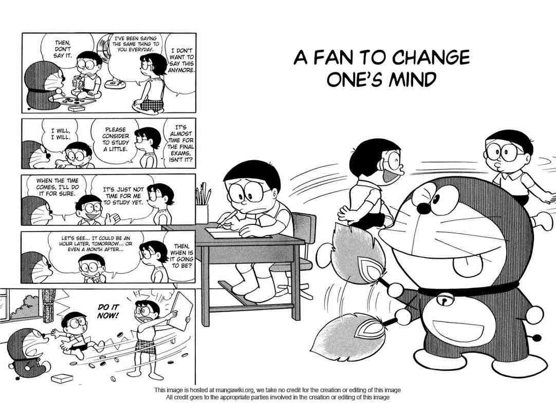 Chapter 1: A Fan To Change One's Mind