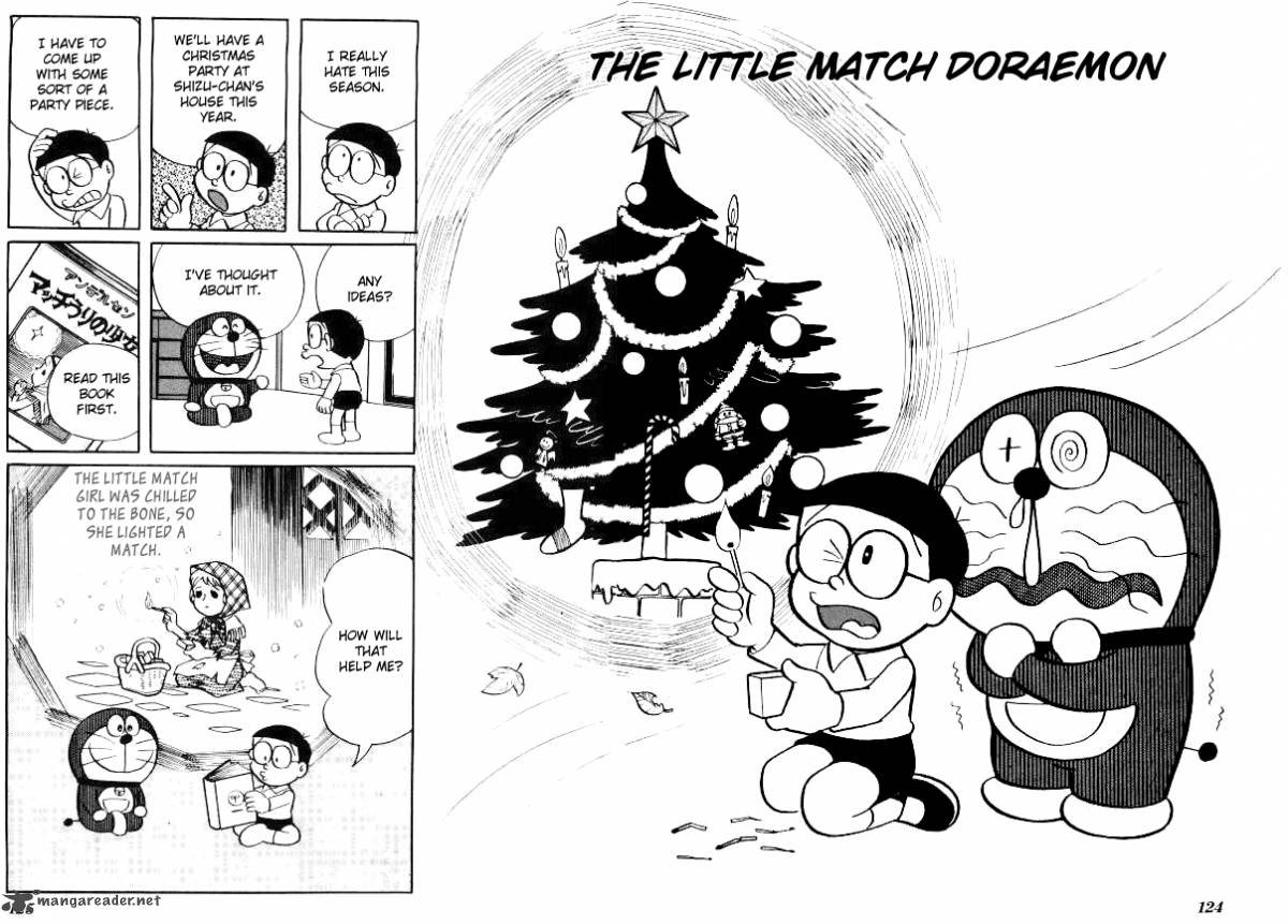 Chapter 140:Little Match Doraemon/Gallery